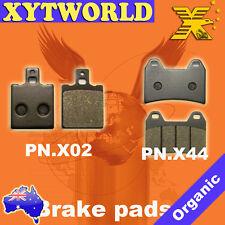 FRONT REAR Brake Pads DUCATI Monster 400 2000 2001 2002