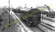 Pembroke Dock Railway Station Photo. Lamphey, Tenby and Whitland Line. GWR. (2)