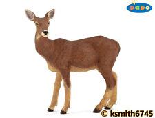 Nuevo Collecta indio Puercoespín Juguete Animal Salvaje Zoológico De Plástico Sólido