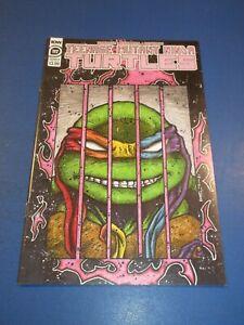 Teenage Mutant Ninja Turtles #117 Variant NM- Gem