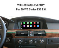 Wireless Apple Carplay Interface Module Android auto For BMW 5 Series E60 CIC