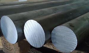 Aluminium Rund EN AW 2007 ø 50 mm L: 250 mm - 1000 mm Alu AlCuMgPb