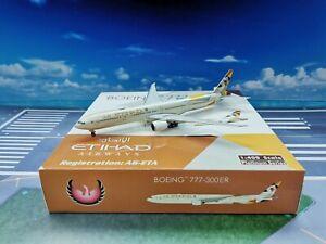 Phoenix Etihad B777-300ER A6-ETA 1:400