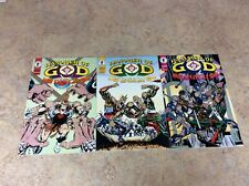 HAMMER OF GOD:BUTCH #1,2,3 OF 3 LOT OF 3 COMIC NM 1994 DARK HORSE