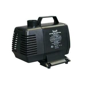 Tetra Water Garden Pump 1900 for Waterfalls, Filters, and Fountain Heads Black