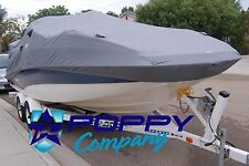 2000-2010 Sea Doo Islandia Boat Cover Fitted Trailerable Grey New Seadoo