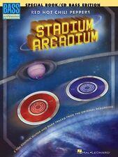 Red Hot Chili Peppers Stadium Arcadium Deluxe Bass Edition Sheet Music 000690863