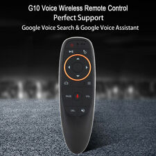 TV Remote Control Voice Controller 2.4G for Smart Android TV Box PC Laptop