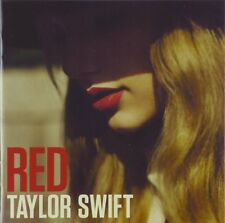 CD - Taylor Swift - Red - #A1819