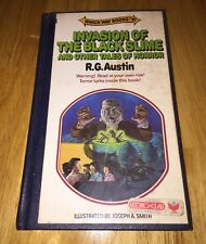 Invasion of the Black Slime and Other Tales of Horror, R.G. Austin 1983 Hardback