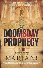 The Doomsday Prophecy (Ben Hope, Book 3),Scott Mariani