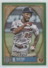 New listing 2021 Topps Gypsy Queen Green Byron Buxton #117