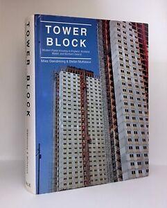 Tower BLOCK: Modern Public HOUSING Yale University Press 1994 Miles GLENDINNING