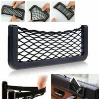 1 X Truck Car Elastic Net Mesh Storage Bag Pocket Phone/Wallet/Change holder