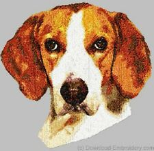 Embroidered Fleece Jacket - American Foxhound Dle1465 Sizes S - Xxl