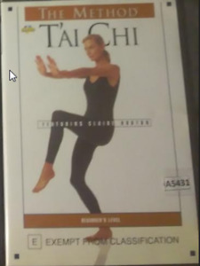 The Method Tai Chi DVD beginner's level Claire Hooton R0 - all regions