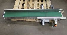 """NO NAME PNEUMATIC INDEXING CONVEYOR 5.5"""" X 58"""" 1MM-85MM STROKE 175MM-455MM RAIL"""