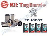 KIT TAGLIANDO PEUGEOT 308 II 1.6 HDI 92/115