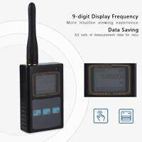 IBQ102 Handheld Digital Frequency Counter Meter Data Hold Dual Band Wide Range
