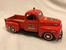Maisto 1948 Ford F1 Pickup Harley Davidson Fire Department 1:24 Diecast