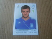 Vignette panini - Euro 2012 - Pologne / Ukraine - Grèce - N°086 - A Papadopoulos