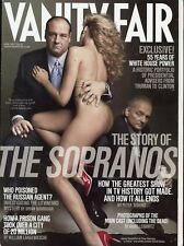 THE SOPRANOS [ VANITY FAIR MAGAZINE ] APRIL.2007 BRAND NEW UNREAD