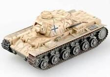 Easy Model kv1 pz. KPFW 756 (r) 22nd armored division terminé modèle 1:72 trumpeter