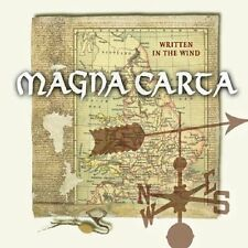 Magna Carta Written In The Wind 2-CD NEW SEALED 2008 Chris Simpson