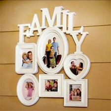 MULTI PHOTOFRAME FAMILY LOVE FRAMES COLLAGE PICTURE APERTURE PHOTO WALL FRAME