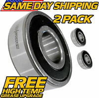 (2Pk) Blade Driver Bearings for Swisher 19924TK, 12824, 10540, 9057TK, B99ECTK