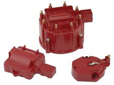 MAXX 4404R Red Performance HEI Distributor Cap 75-85 Big Block Chevy 7.4L 454 V8