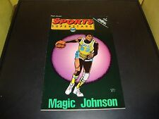 Magic Johnson Revolutionary Comic Book #3 VF Condition 1992 Sports Superstars