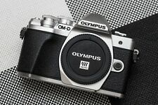 Olympus OM-D E-M10 Mark III in Perfect Condition
