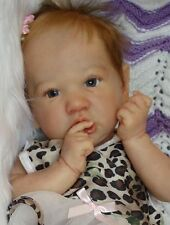 CUSTOM Reborn Baby Girl OR Boy SASKIA by Bonnie Brown Newborn Doll