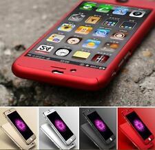 Neuf Hybride 360° Rigide Étui Ultra Fin + Verre Trempé COQUE pour Iphone 6s 7 8
