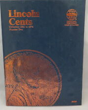 WHITMAN FOLDER - LINCOLN CENTS #2 1941 - 1974 (#9030)