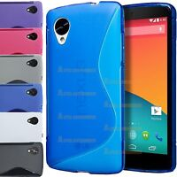 S Line TPU Gel Silicone Skin Grip Case Cover For Various Smart Mobile Phone 's