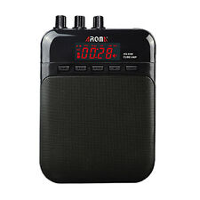 Portable Guitar Amp Recorder Speaker Sound Effect  TF Card Compact Guitar Parts