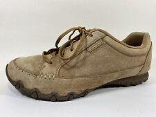 Skechers Leather Memory Foam Walking Shoes 10