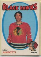 1971-72, O-PEE-CHEE Hockey, #'s 141 - 263, Booklet inserts, UPick From List