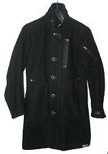 G Star RAW Herren Winter Mantel L schwarz Jacke Jacket Parka Black