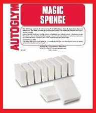 AUTOGLYM Magic Sponge x 10 - Removes Scuff Marks and blemishes Free post