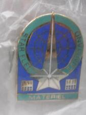 Star Trek STAR FLEET Command MATERIEL pin medal BRAND NEW