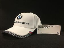 BMW Motorsport Collectors Cap Genuine OEM 80162446453