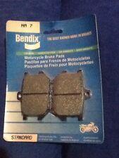 Bendix MA7 Organic Road Motorcycle Yamaha Front Brake Pad