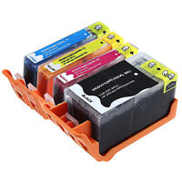 *4 Pack New 920XL Ink Combo Fits HP Officejet  7000 6000 6500