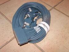 ★★★★★ Cisco CAB-X21-FC Oktal Kabel 15m 8 Lead Octal Cable 8 Male X21 DTE Connect