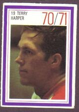 1970-71 Esso Hockey Stamp Terry Harper Mtl Canadiens