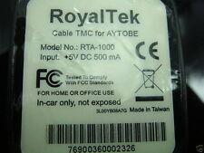 Original RoyalTek RTA-1000 Universal Mini USB GPS + TMC Antenna