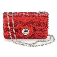 Apt. 9 Red Sequin Shoulder Bag (New W/Tags)(Retails $60.00)
